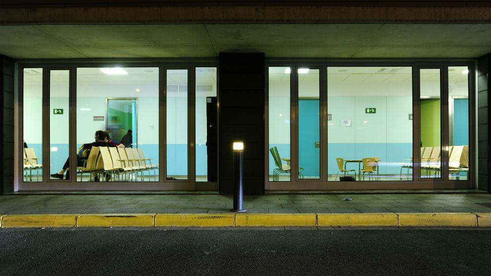 Hospital en España (Foto: iStock)