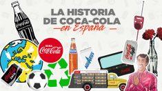 La historia de Coca-Cola en España (Foto: web corporativa de Coca-Cola en España www.cocacolaespaña.es)