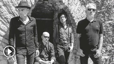 El grupo granadino 'Lagartija Nick'.