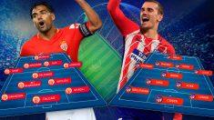 Mónaco – Atlético de Madrid Champions League 2018-2019