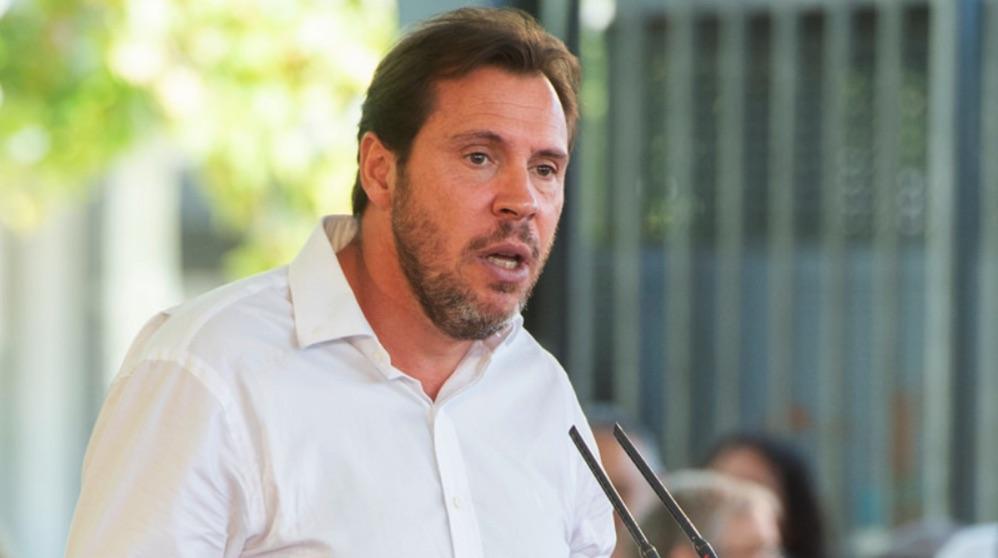 Óscar Puente en una imagen de archivo. (Foto: PSOE)