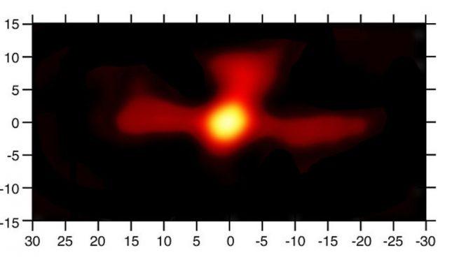 Por qué la antimateria no destruye la materia