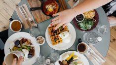 Una única porción de sampa es el equivalente a una comida.