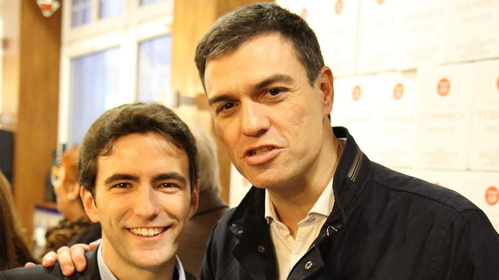 El número uno del PSOE en Santander, Pedro Casares.