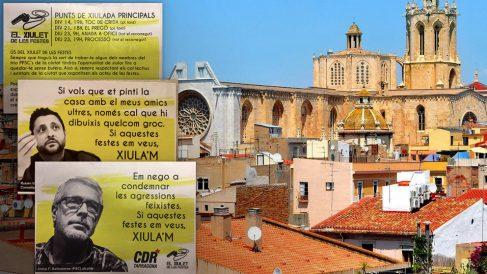 Escraches CDR Tarragona