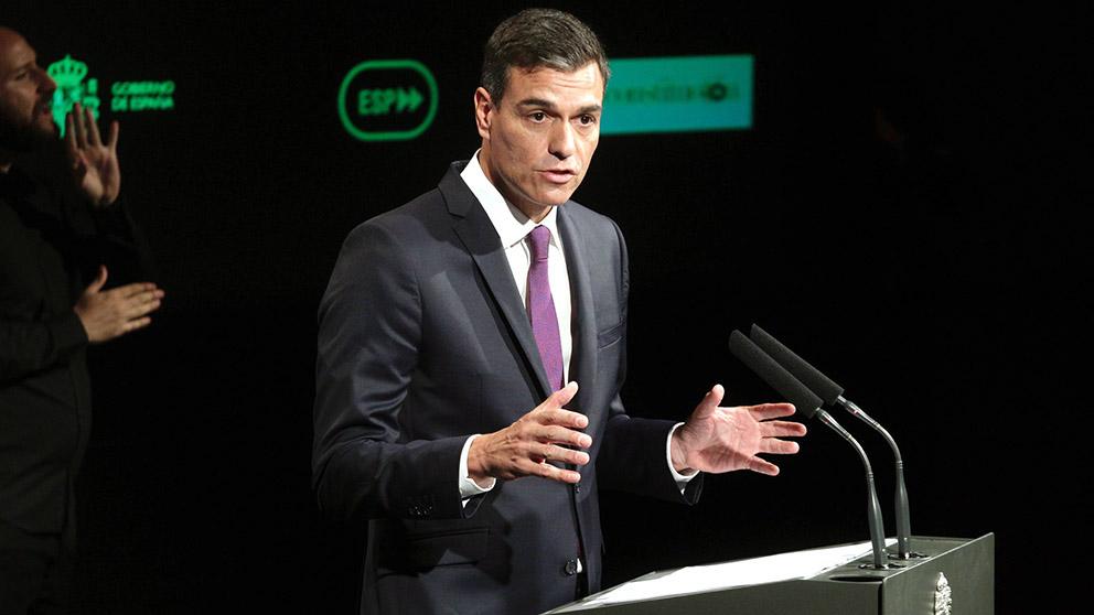 El presidente del Gobierno, Pedro Sánchez. Foto: Francisco Toledo