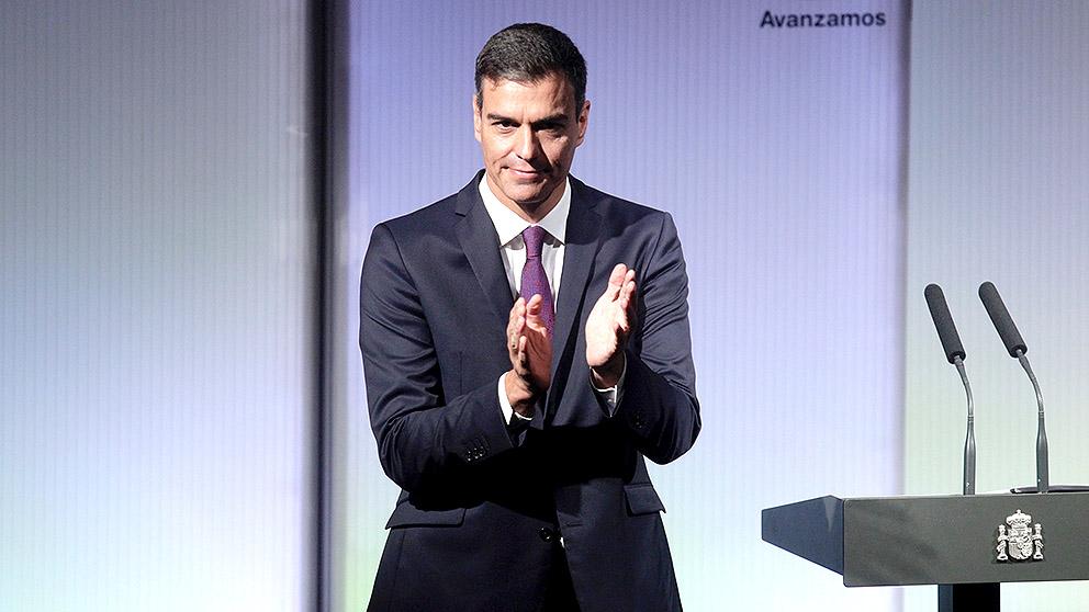 Pedro Sánchez, en una imagen reciente. (Foto: Francisco Toledo)