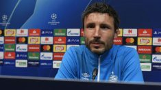 Van Bommel, en rueda de prensa en el Camp Nou | Champions League