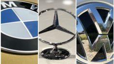 Bruselas investiga si BMW, Daimler y Volkswagen limitaron tecnologías de reducción de emisiones (Foto: EP)