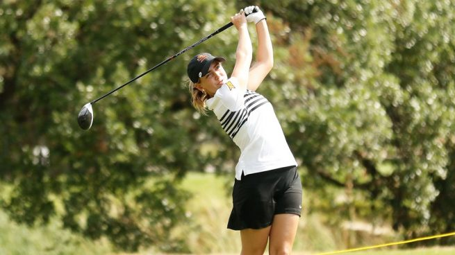 La golfista española Celia Barquín, asesinada en EEUU