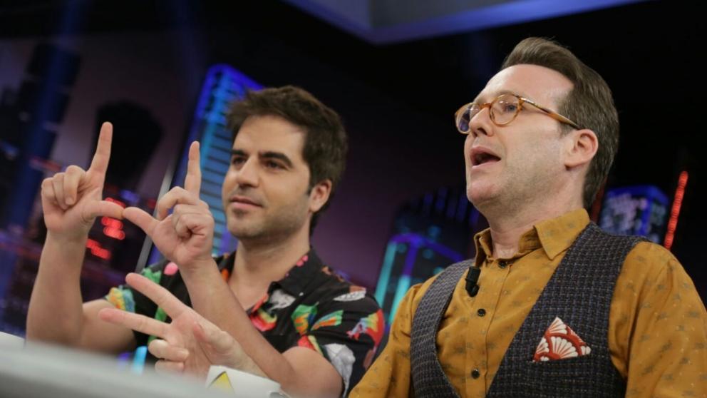 Los humoristas se han divertido en 'El Hormiguero'.