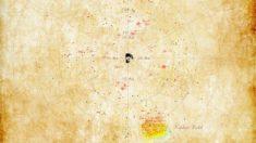 El mapa de los exoplanetas de Kepler se llama A Map to the Celestial Bodies