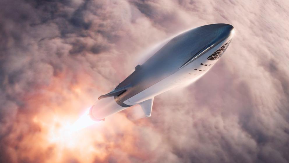 Elon Musk presenta el Big Falcon Rocket, la nave que llevará al ser humano a Marte