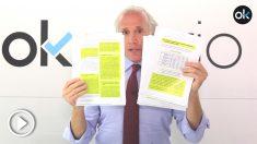 Eduardo Inda analiza el informe de Plagscan que afirma haber encontrado un 21% de textos copiados en la tesis de Pedro Sánchez.