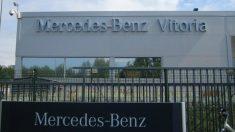 Planta de Mercedes Benz en Vitoria