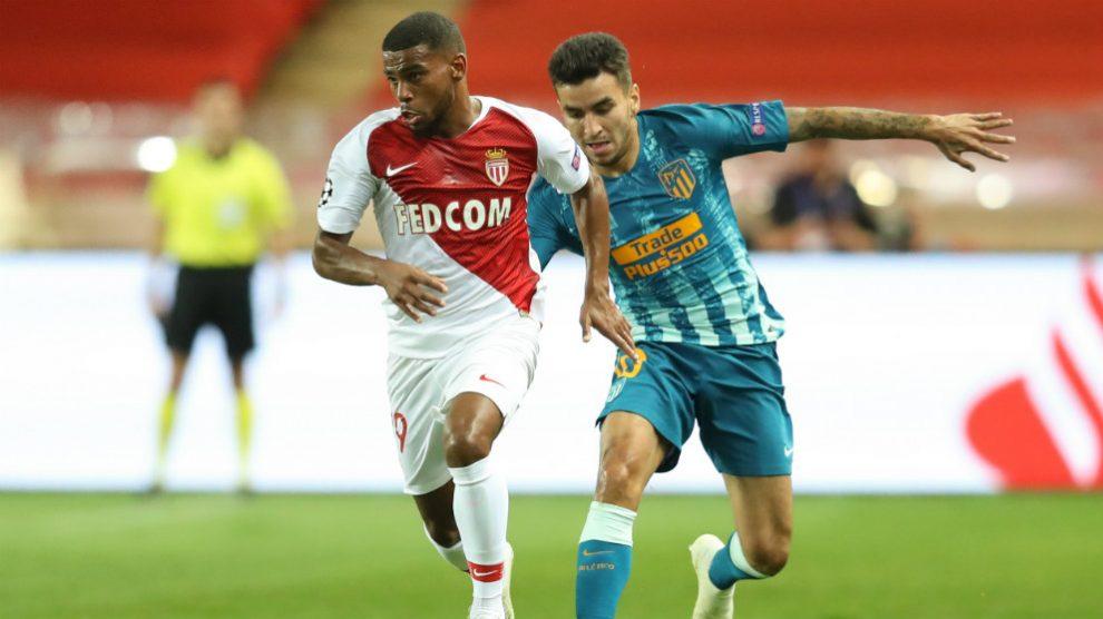 Mónaco – Atlético de Madrid, en directo. (AFP)