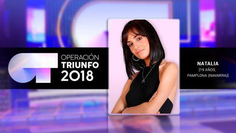 Natalia es favorita antes de empezar 'OT 2018'
