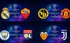 Partidos de la Champions League hoy, miércoles 19 de septiembre