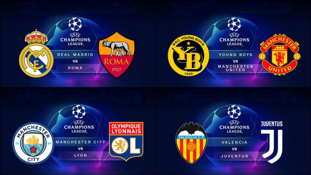 Champions Hoy RESUMEN CHAMPIONS LEAGUE PARTIDOS DE