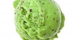 Receta de sorbete de kiwi