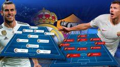 El Real Madrid se estrena en Champions ante la Roma en el Bernabéu.
