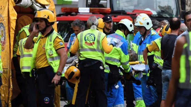 """El director del Ritz a OKDIARIO: """"Seguiremos con las obras pero lo importante ahora son los heridos"""""""