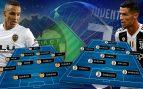 Valencia – Juventus: Cristiano enciende la traca
