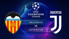 Valencia – Juventus | Champions League
