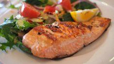 Ventajas de comer salmón en el embarazo