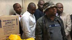 Viral hallan los cadáveres de doce bebés dentro de cajas de cartón en un hospital africano