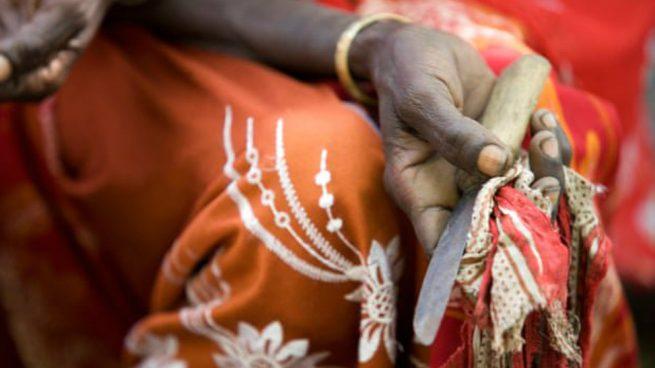 ablación genital