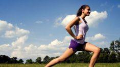 los glúteos son como cualquier otro músculo que necesita de ser trabajado.