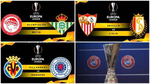 Los partidos de la Europa League que se disputarán este jueves 20 de septiembre.