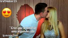 Adrián ha encontrado el amor en Martina en 'First Dates'