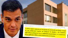 Pedro Sánchez depositó su tesis doctoral en la UCJC el 5 de octubre de 2012.