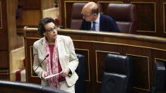 La ministra de Trabajo, Migraciones y Seguridad Social, Magdalena Valerio (Foto: Eduardo Parra – Europa Press)