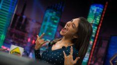 Ana Guerra pasa por 'El Hormiguero' (Foto: Antena3)