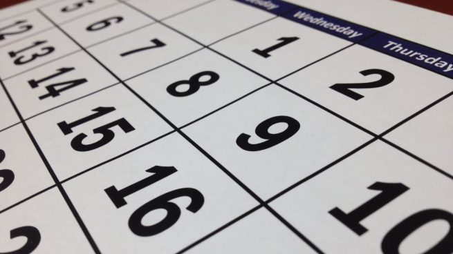 Como Hacer Un Calendario En Word.Como Hacer Un Calendario Original En Word Facilmente Paso A Paso