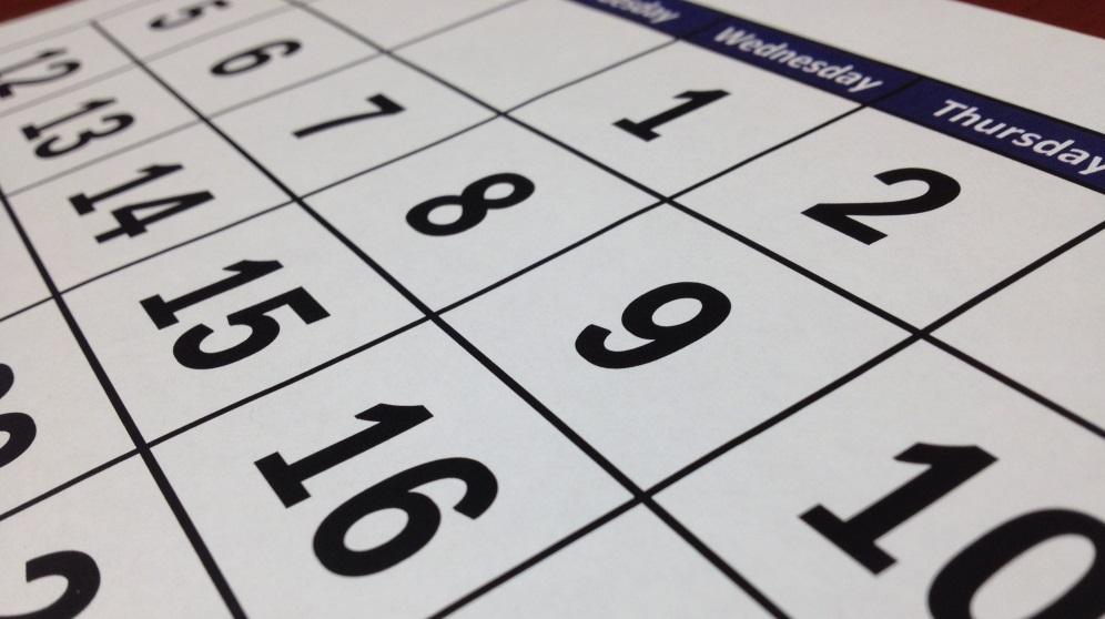Hacer un calendario original es fácil si sigues estos pasos