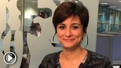 Isabel Rodríguez, portavoz del PSOE en la Comisión de Justicia. (EP)