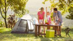 Todo lo que debes hacer para preparar una acampada