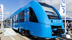 Coradia iLint, el primer tren de hidrógeno del mundo