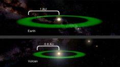 El planeta de Spock de Star Trek es el exoplaneta 40 Eridani