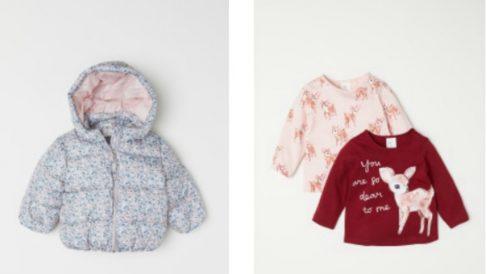 Maravillas de otoño de H&M para niñas