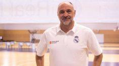 Pablo Laso tiene un desafío en Santiago de Compostela. (Real Madrid)