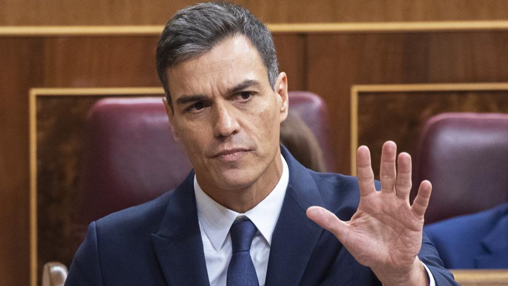 Pedro Sánchez, presidente del Gobierno. (Foto: PSOE)