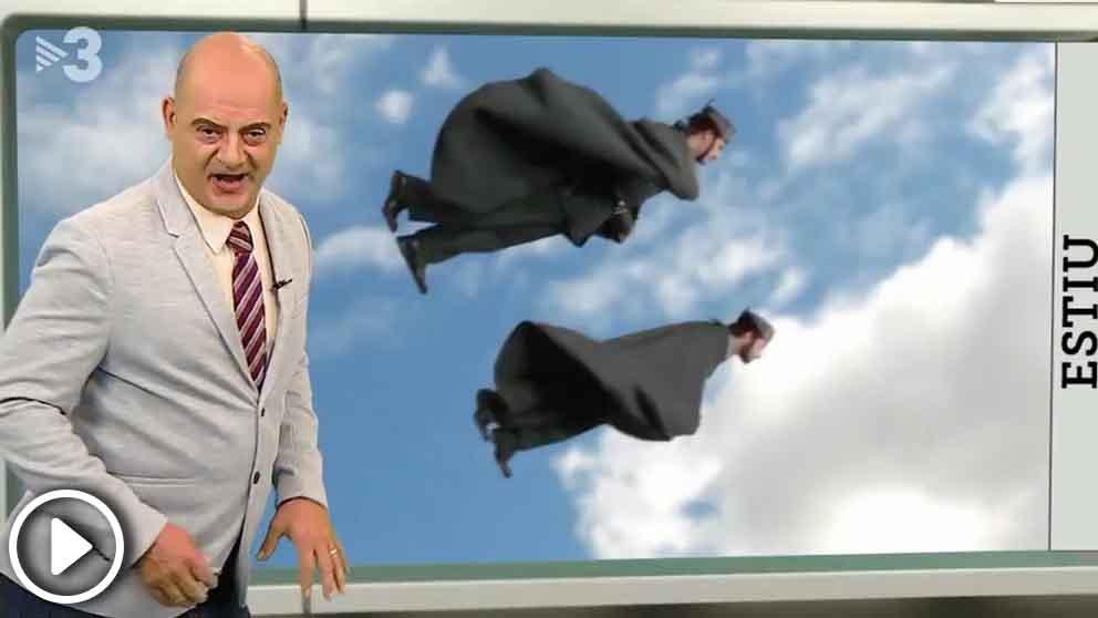 El programa de TV3 se burla de la Guardia Civil describiéndola como aves de rapiña