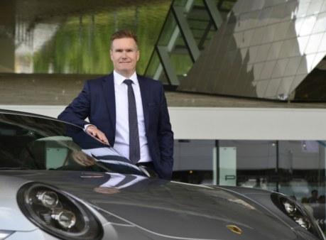 Michael Müller, Porsche