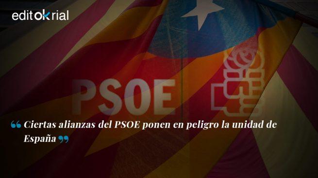 PSOE: cada vez más 'indepe' y menos español