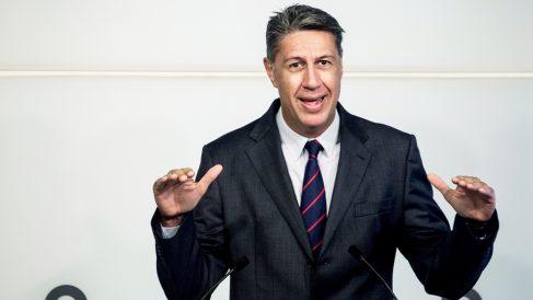 Xavier García Albiol, líder del PP en Cataluña. (Foto: EFE)